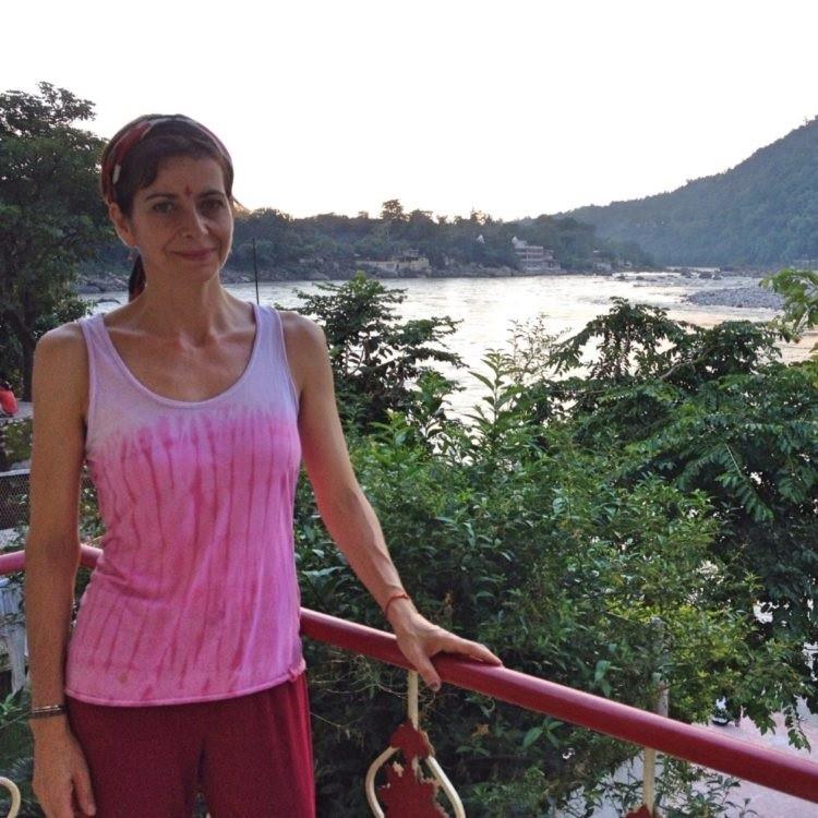 Katia Mader Professeure de Yoga